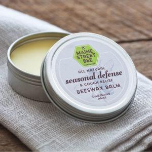 Beeswax Seasonal Defense Balm 2oz