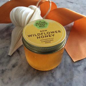 Event Favors – Maine Raw Wildflower Honey 2oz