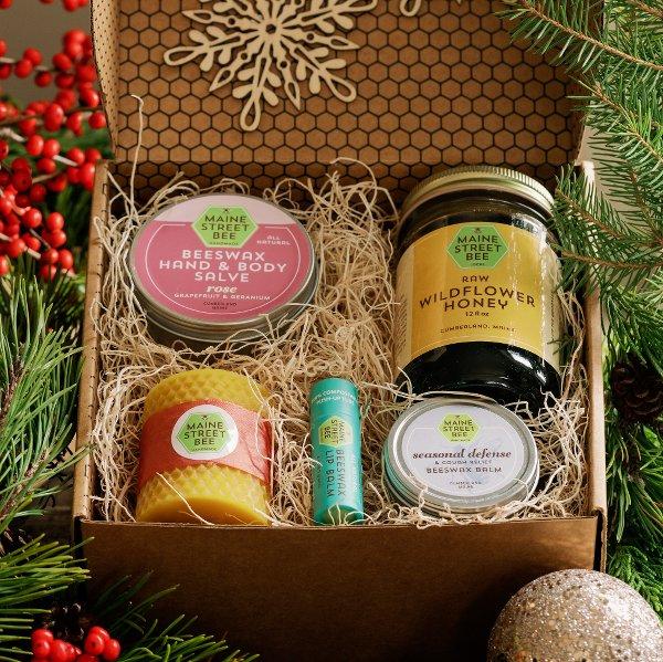Wellness Plus Gift Box