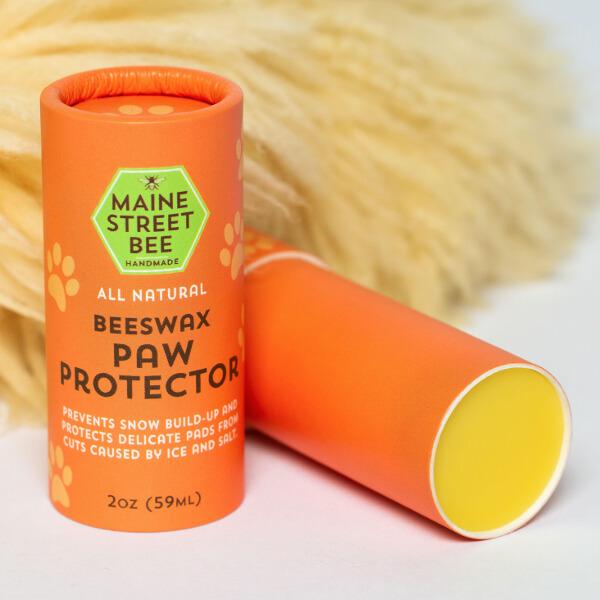 Maine Street Bee Paw Protector